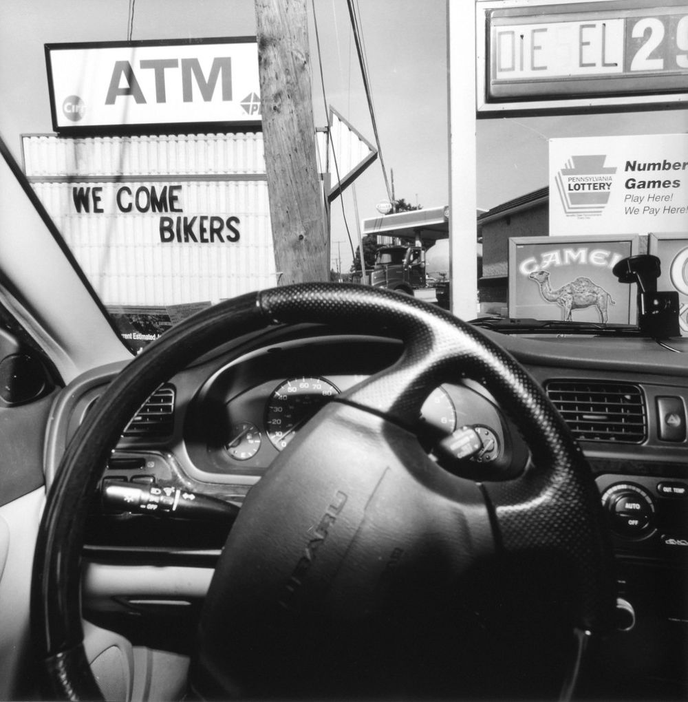 America by Car © Lee Friedlander