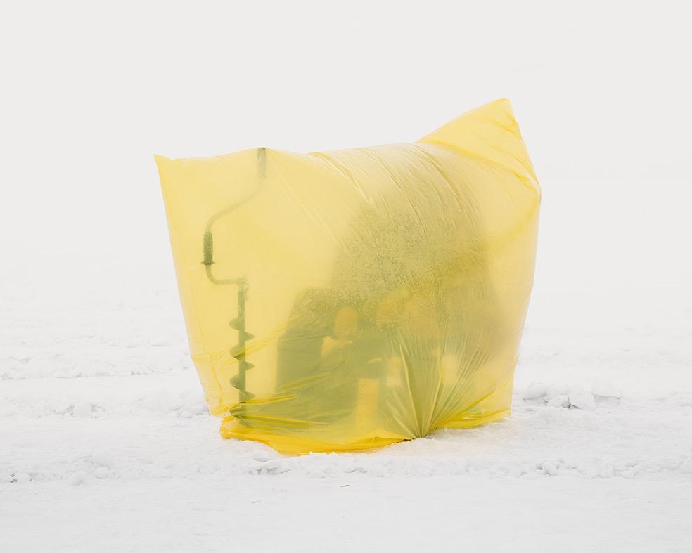 Ice Fishers © Aleksey Kondratyev