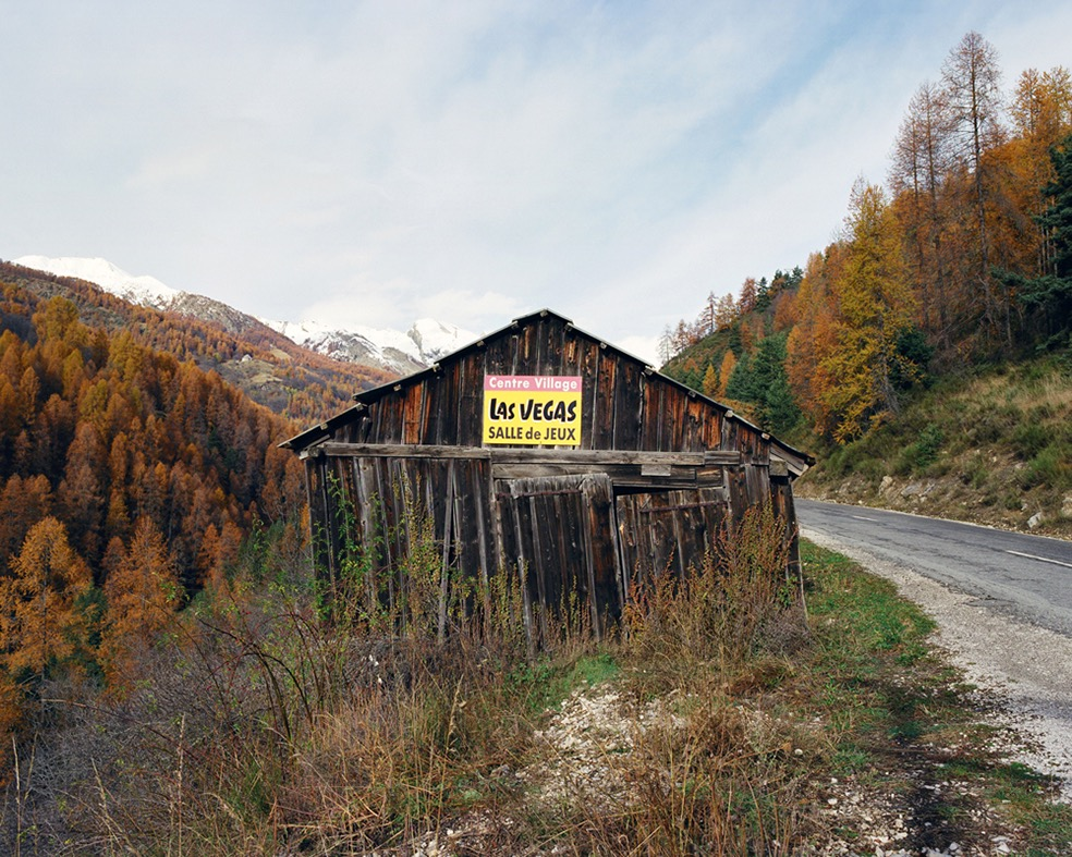 Col d'allos (FR) from series Alpine Passes