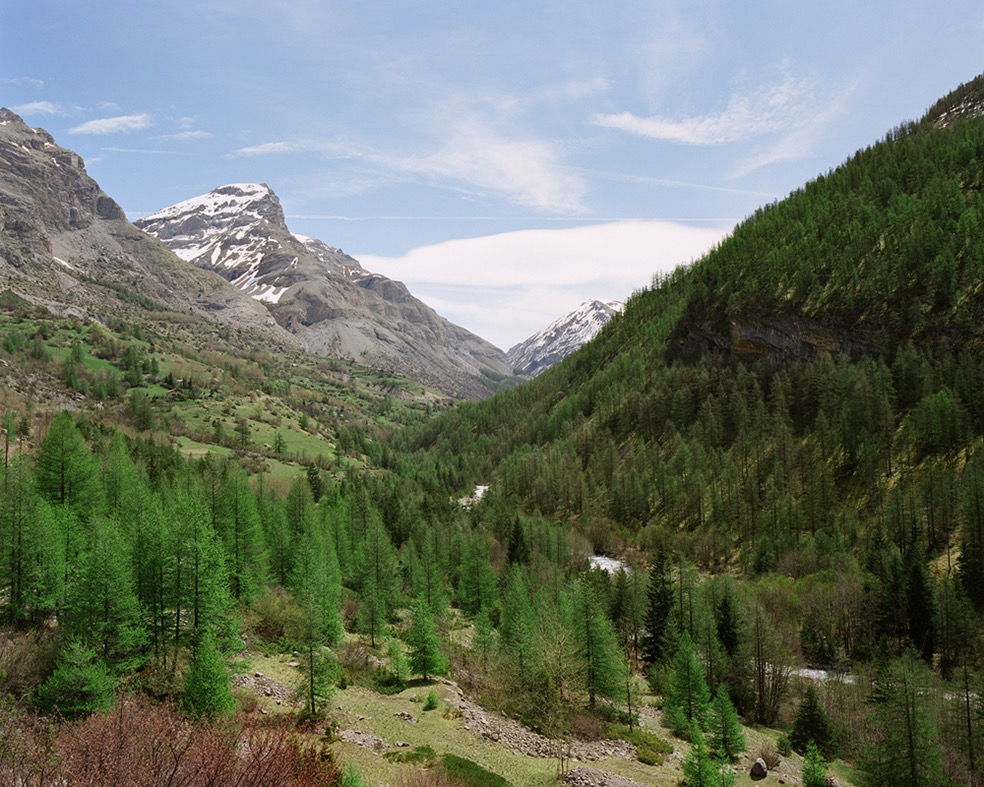 Col de la Cayolle (FR) from series Alpine Passes