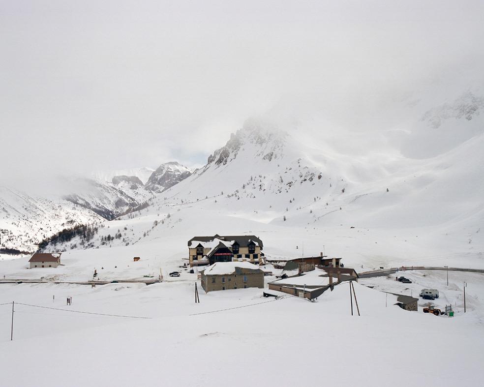 Col du Lautaret (FR) from series Alpine Passes