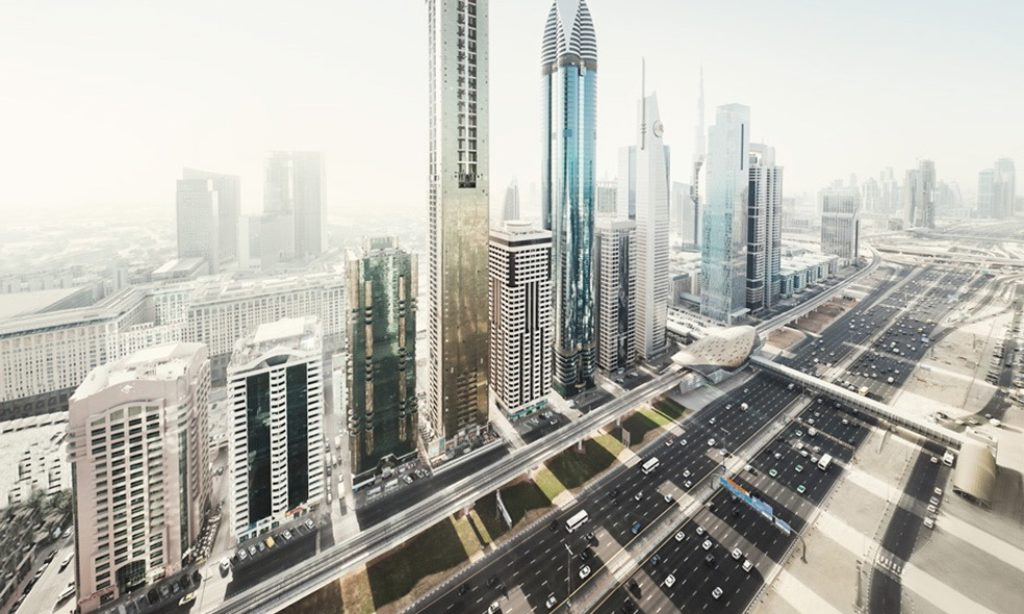 Johannes Heuckeroth: Cityscapes