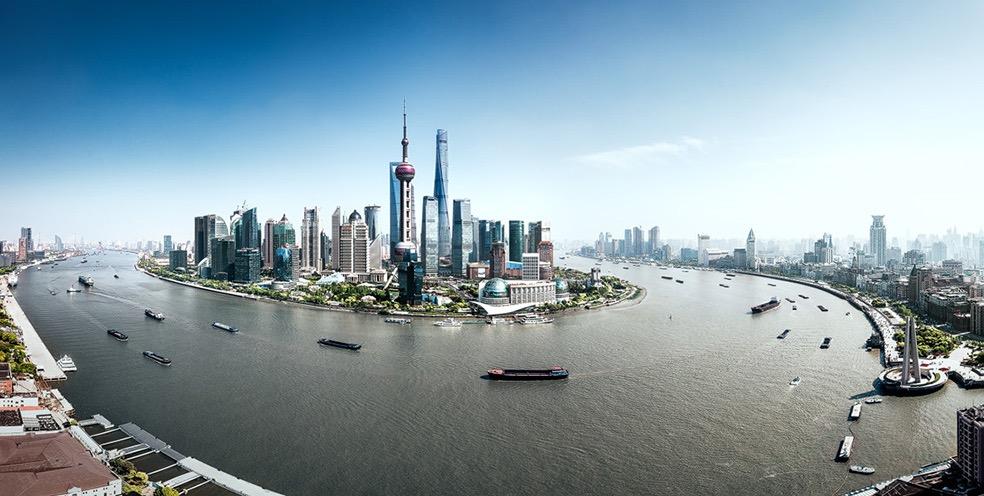 Shanghai © Johannes Heuckeroth