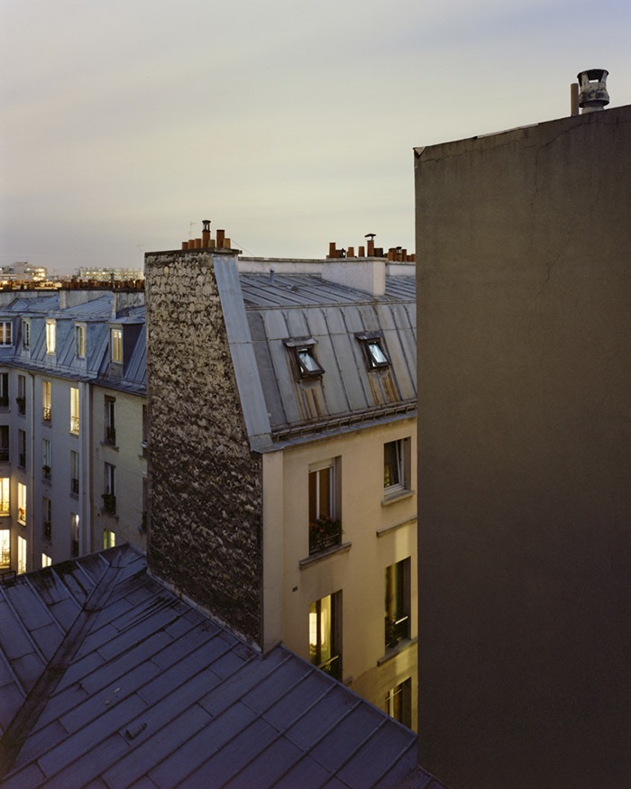 Rear Window, Paris (2012) © Jordi Huisman
