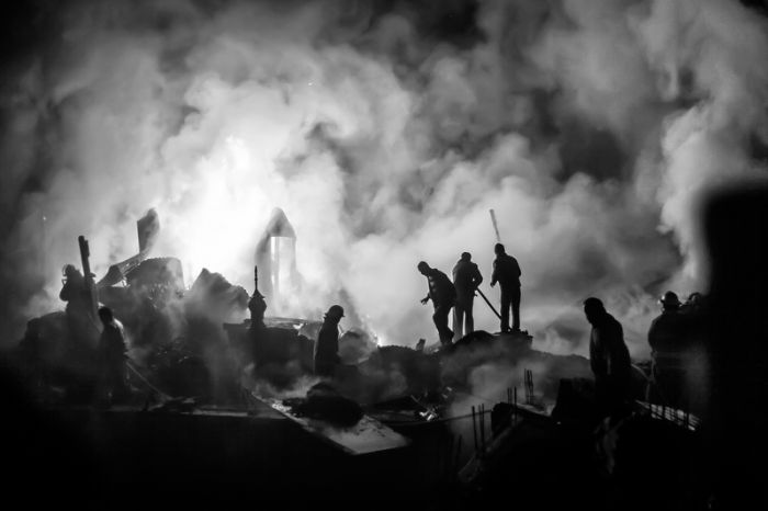 © Majid Saeedi: Life in War