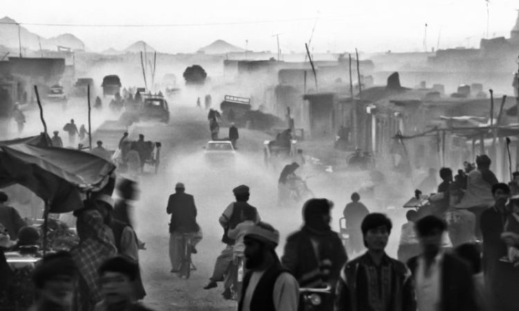 Majid Saeedi: Life in War