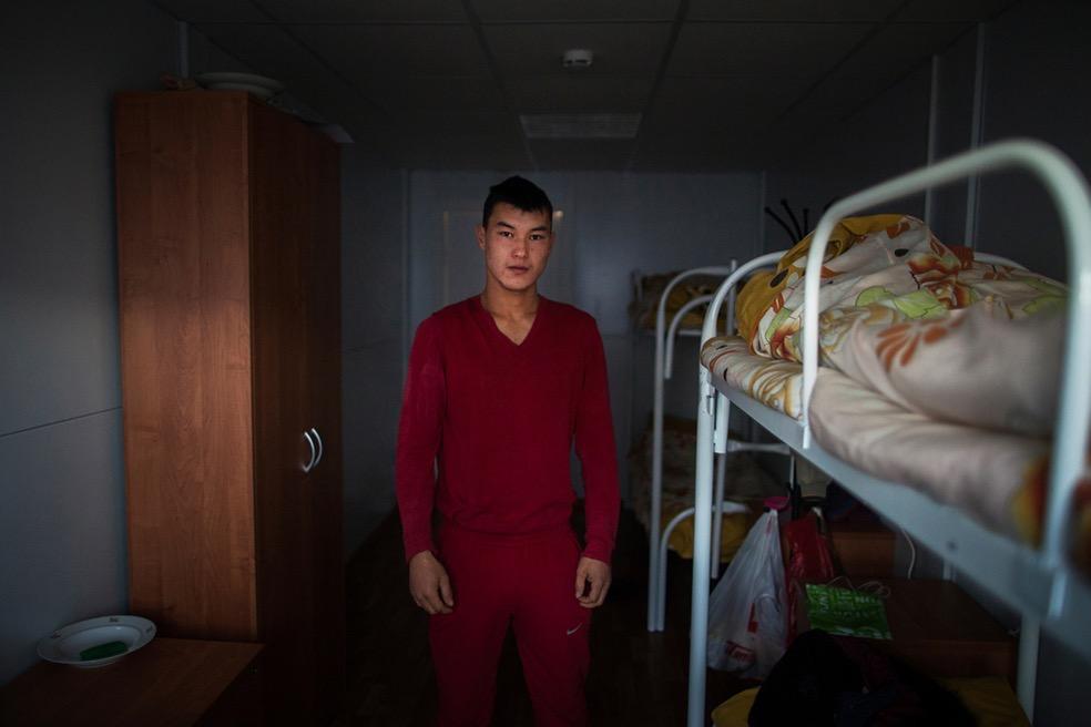 Deportation © Pavel Volkov