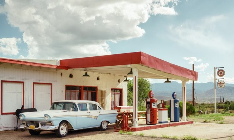 Ralph Graef: Route 66 – The Mother Road