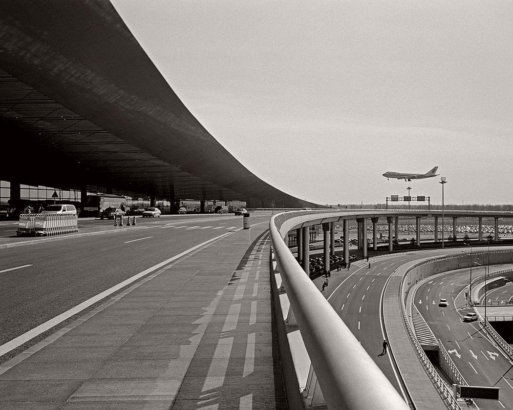 CHINA. Beijing. 2008. Beijing Capital International Airport.