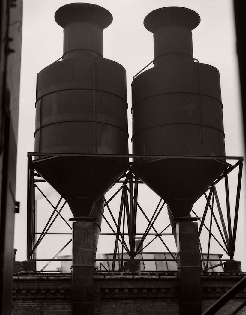 Elevated tanks, M.A.N. Works, Nürnberg, 1928