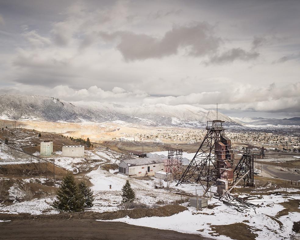 Chinook - The Ice Eater © Matt Hamon