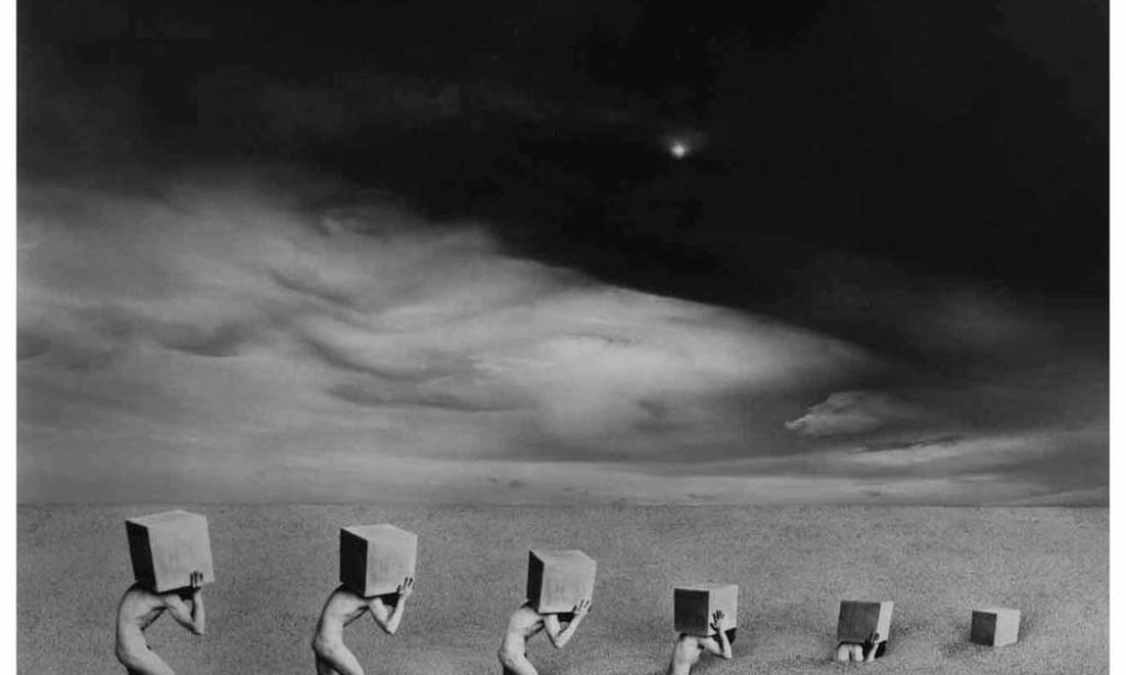 Misha Gordin: Crowd and Shadows of the Dream