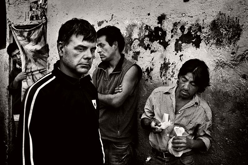 © Valerio Bispuri - Encerrados: Latin American Prisons