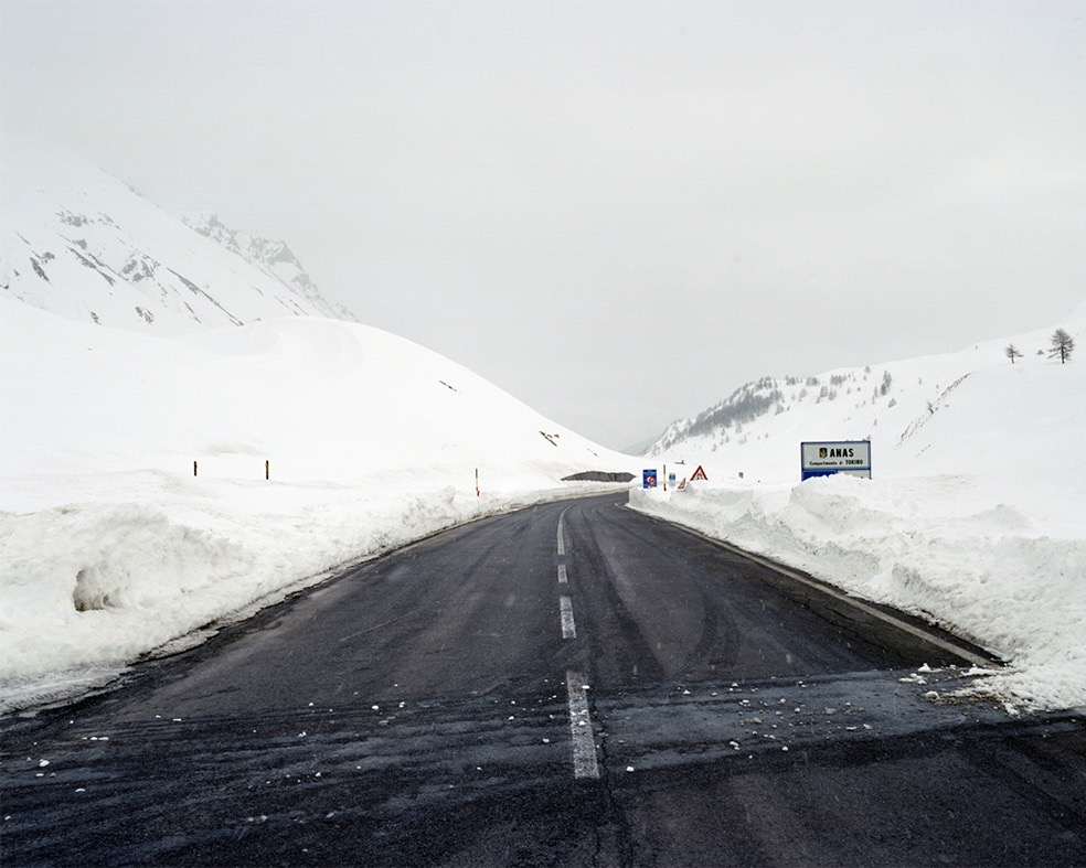 Alpine Passes © Arnaud Teicher