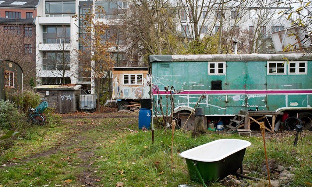 Francesca Cirilli: As a Fallen Apartment Building