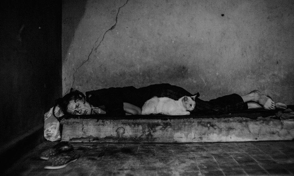 Shengelia Giorgi: Homeless