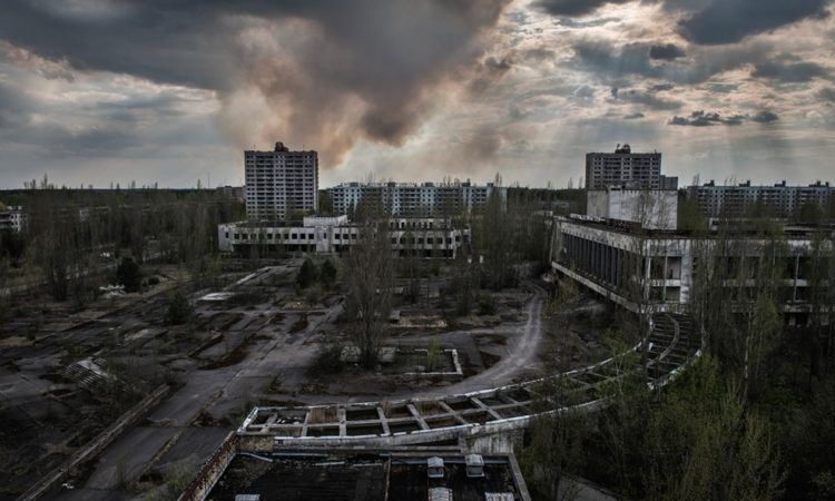 Pierpaolo Mittica: Chernobyl 30 Years After