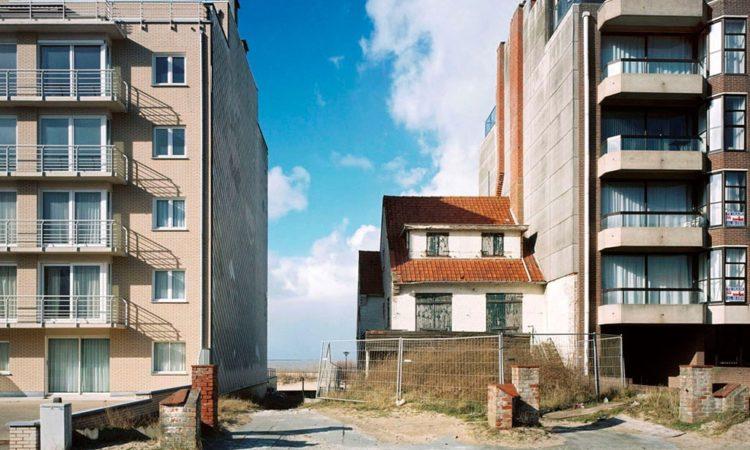 Patrick Tourneboeuf: Nowhere