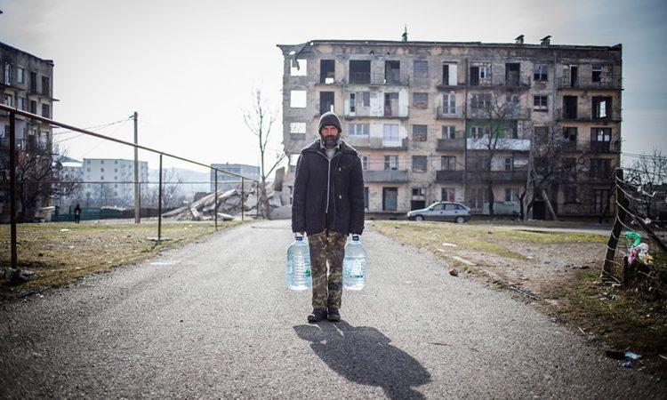 Davit Koridze: Nowhere in Vaziani