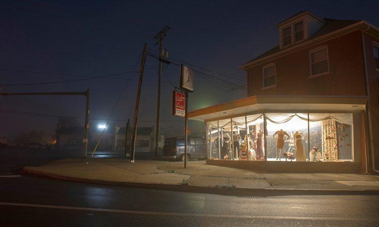 Peter Ydeen: Easton Nights