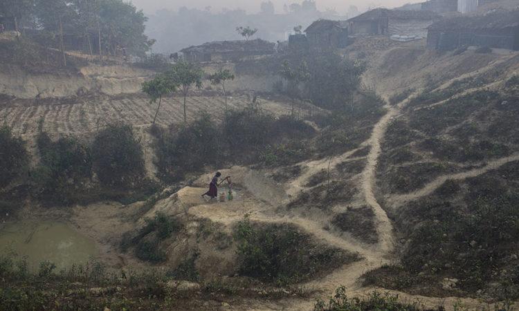 Probal Rashid: Rohingya Refugees in Bangladesh