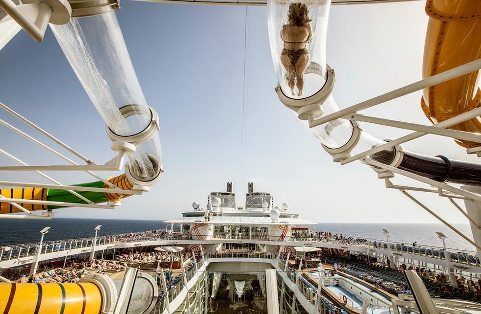 Alberto Bernasconi: Croisière sur le plus grand bateau du monde