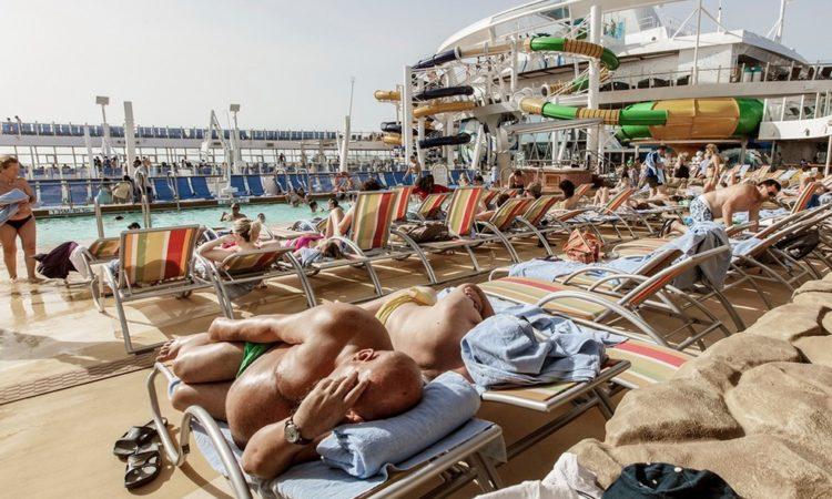 Alberto Bernasconi: Cruising on the Biggest Boat in the World