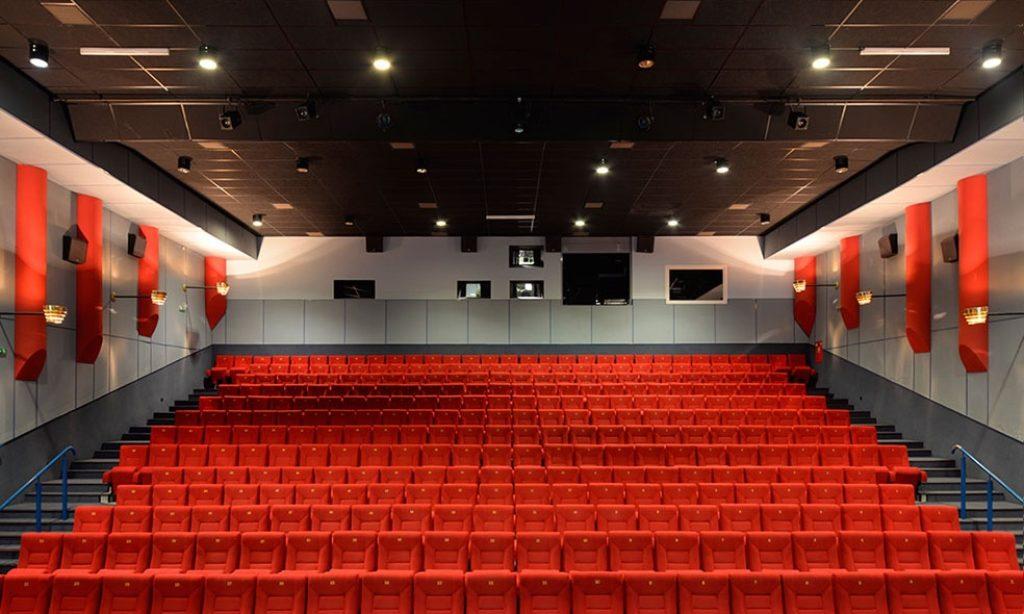 Bartłomiej Ponikiewski: Movie Theatres