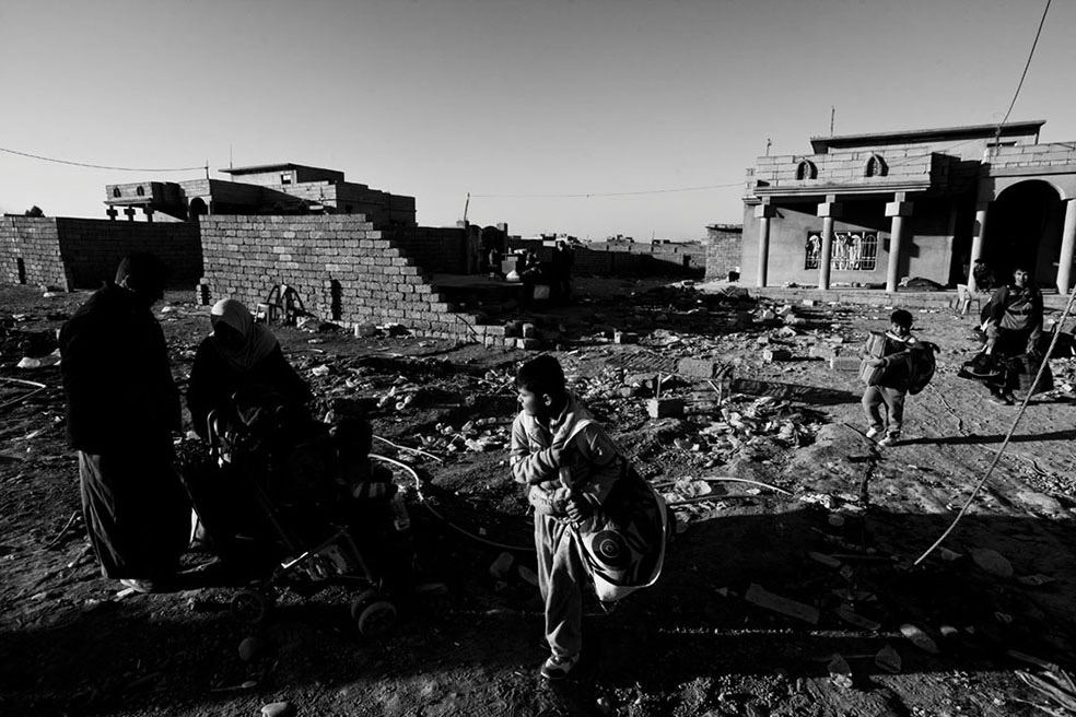 Interview with photojournalist Byron Smith   International