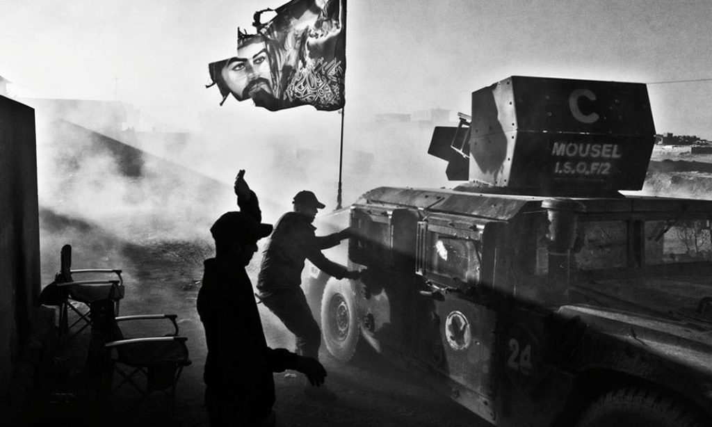 Byron Smith: Mosul Offensive 2016