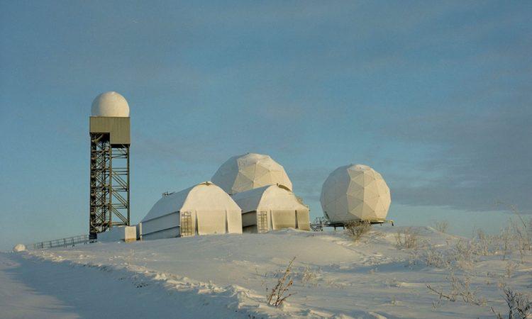 Tara Nicholson: Arctic Claims