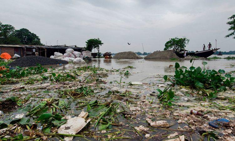 Ranita Roy: Flood in West Bengal, India