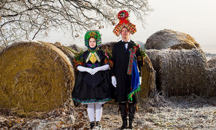 Christina Czybik: The Beauty of Traditional Wedding Costumes in Germany