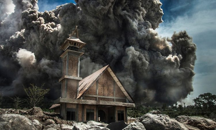Sutanta Aditya: Life Under The Deadly Shadows Of Sinabung Eruption