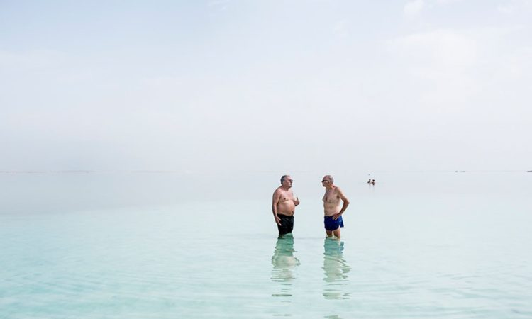 Moritz Küstner: The Dying Dead Sea
