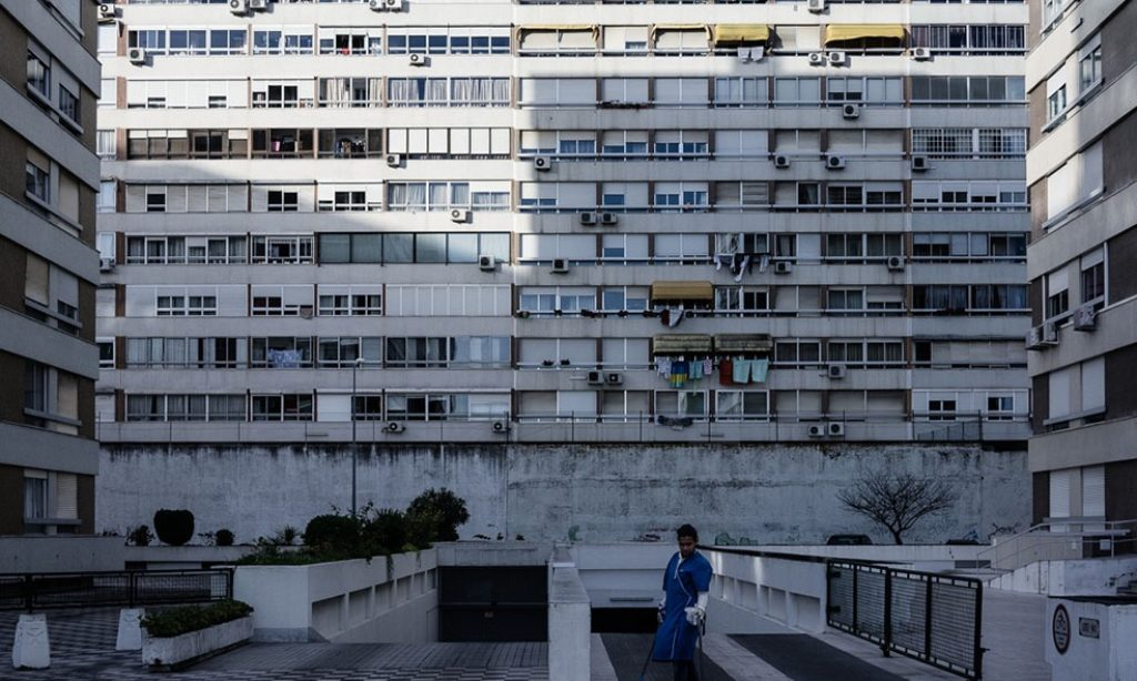 Ricardo Nunes: Places of Disquiet
