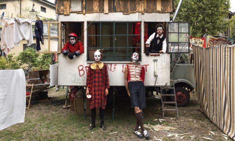 Stephanie Gengotti: Amori Nomadi / Circus Love