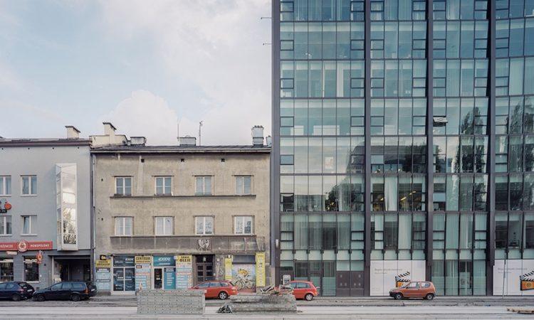 Krzysztof Sienkiewicz: Urban Collage