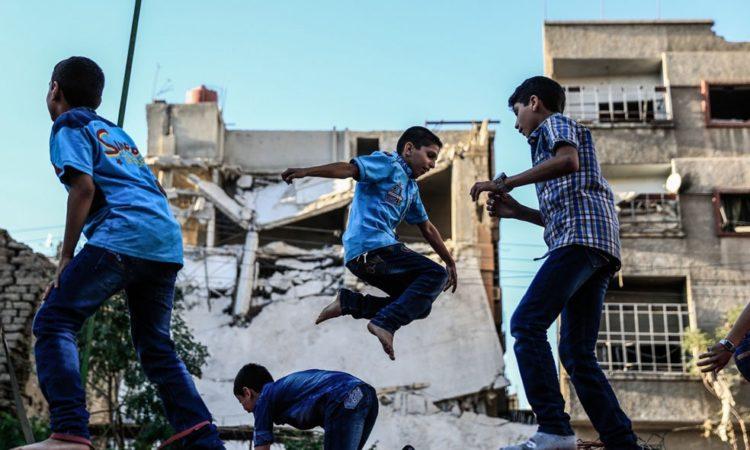 Sameer Al-Doumy: Life Under War