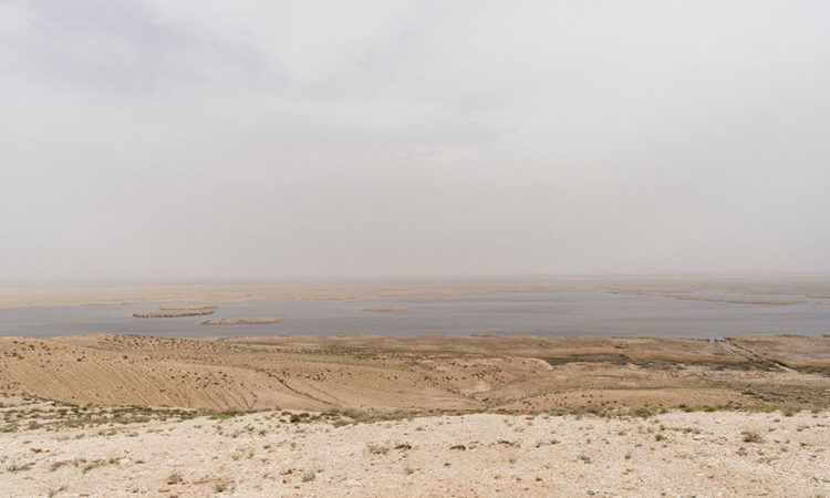 Aleksandra Bardas: In the Desert of the Aral Sea