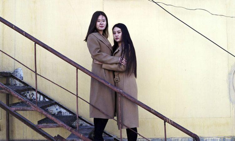 Ronghui Chen: Freezing Land