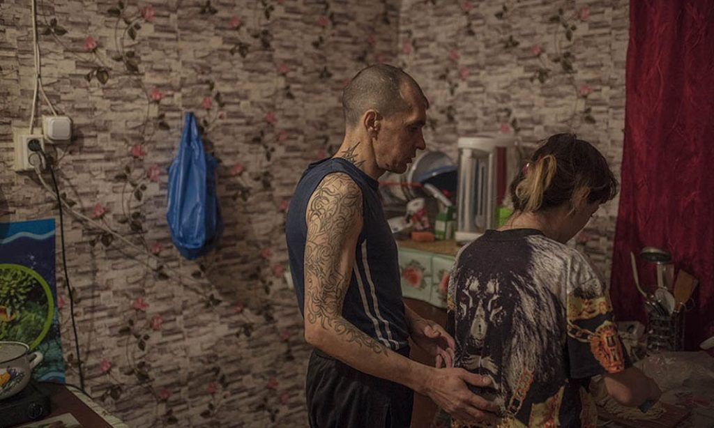 Vlad Dokshin: Living with HIV in Siberia