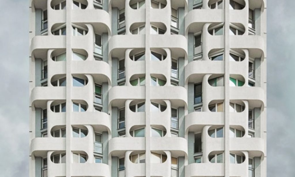 Lorenzo Linthout: Vertical Buildings