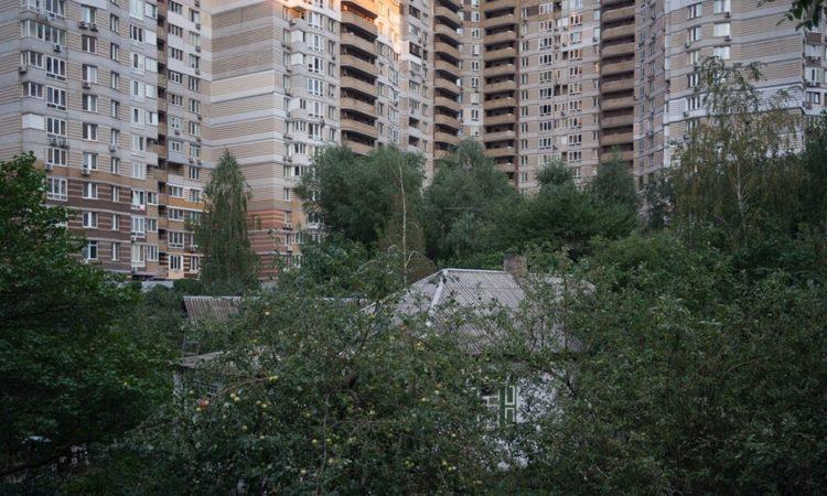 Evgeniy Stepanets: Green City