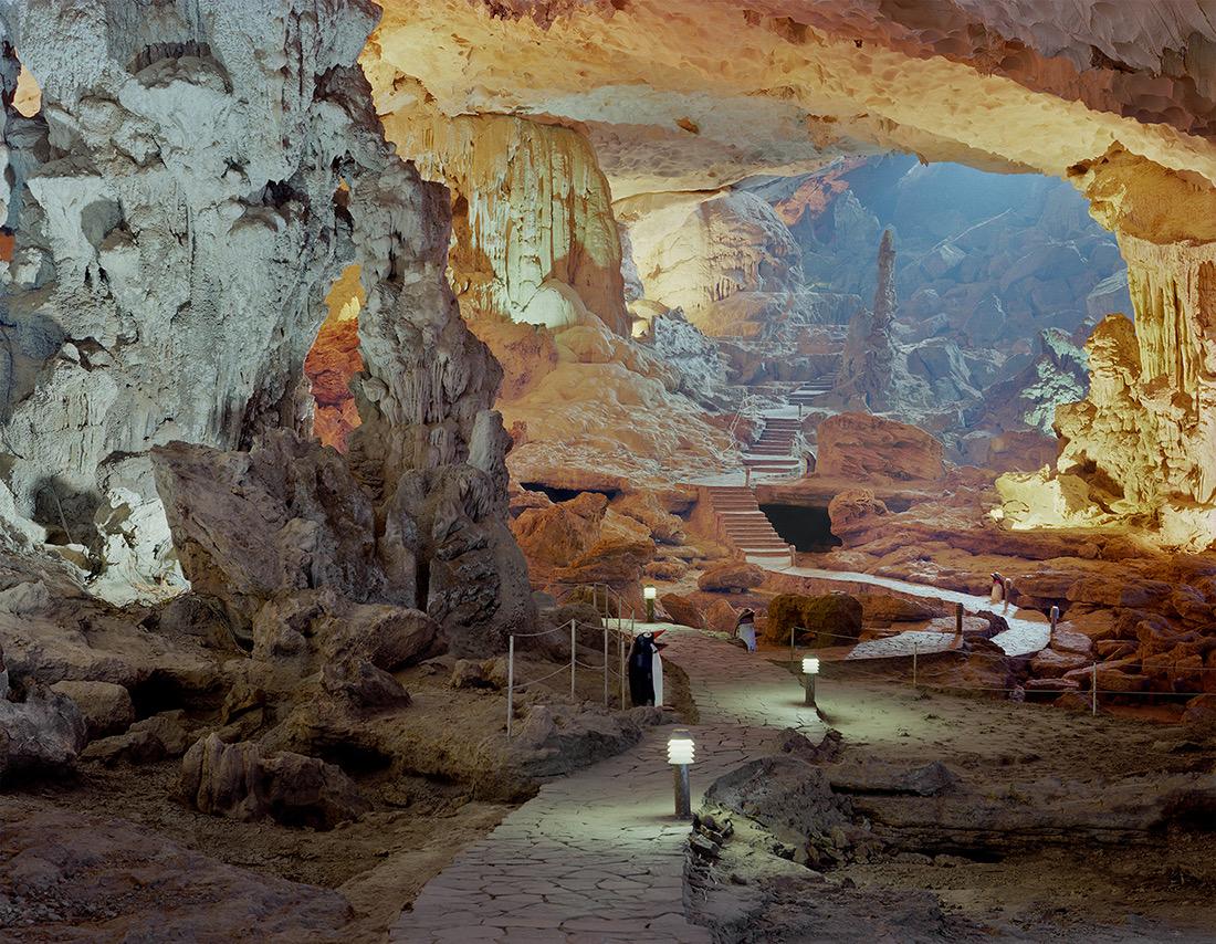 Show Caves © Austin Irving - 1st Place, Landscape