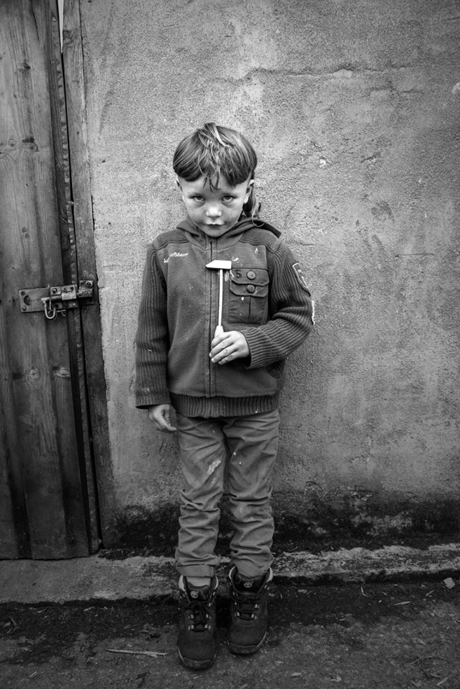 The Irish Travelers © Rebecca Moseman