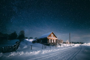 Fabulous Nights Of Russian Province © Tatiana Afinogenova