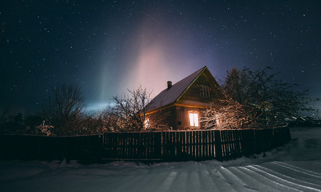 Tatiana Afinogenova: Fabulous Nights Of Russian Province