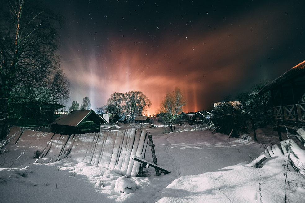Fabulous Nights Of Russian Province © Tatiana Afinogenova