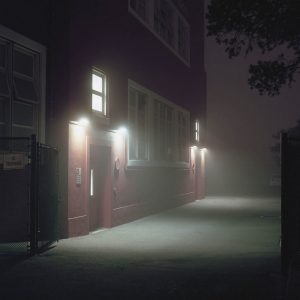The Foggy Night © Kyle Kim